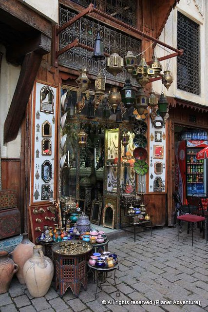 Fez Medina - Fez - Morocco