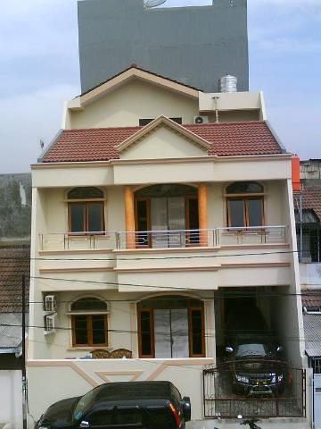 proyekrumah proyek rumah tinggal model klasik minimalis
