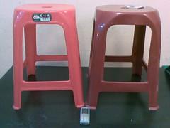stool, furniture, plastic,