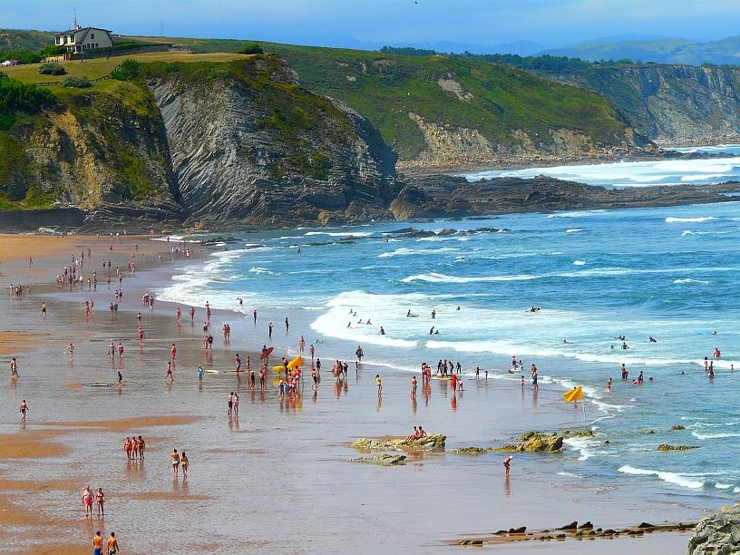 Sobre eso de las mareas vivas surf 30 - Piscinas de sopelana ...