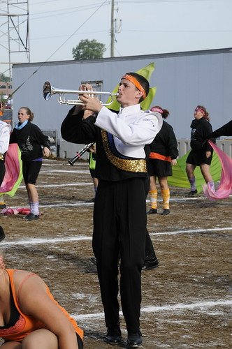 2009 Cambridge City - Band Day