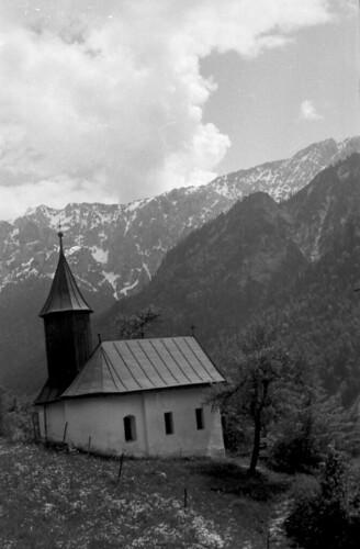 Mountains Set church