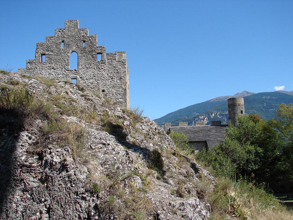 Sion, Château Tourbillon
