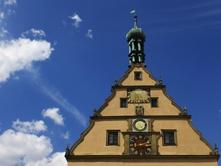 Rothenburg ob der Tauber ...