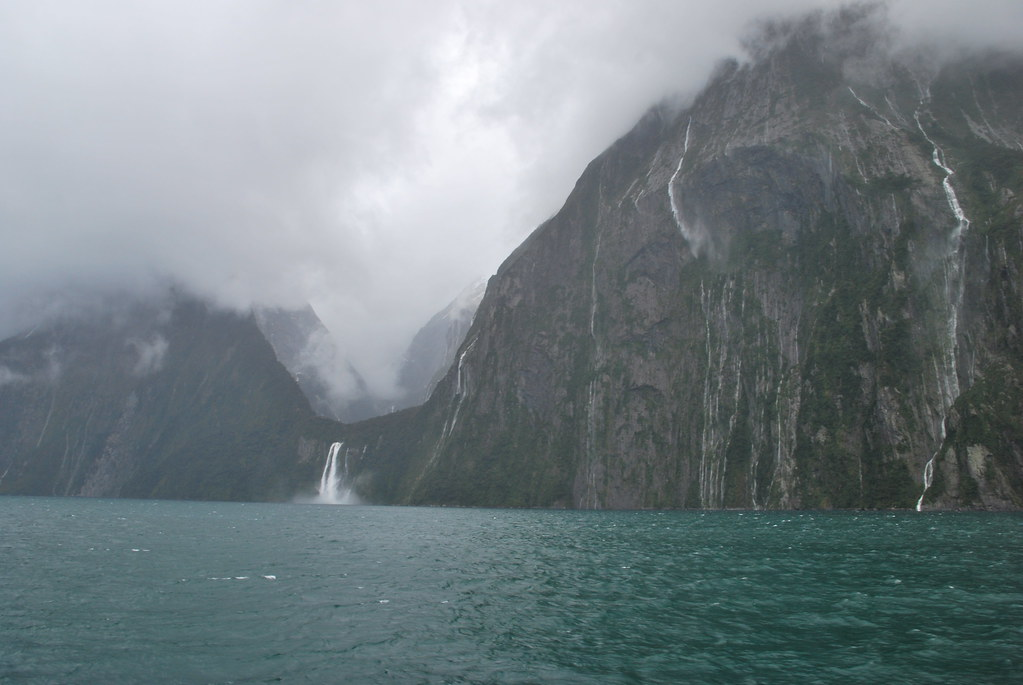 Milford Sound - Southland - South Island - New Zealand
