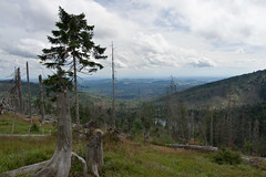 Uitzicht vanaf Großer Rachel