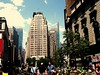 Street Down NYC