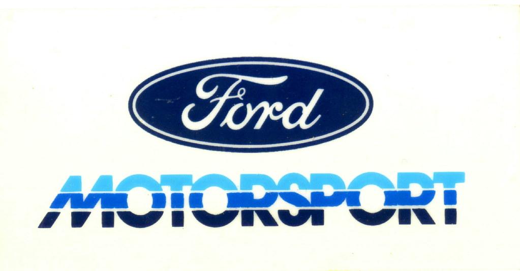 Ford logo design