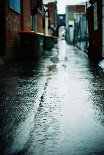 Draining The Rain