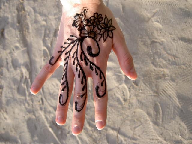 Henna Tattoo Beach: Flickr - Photo Sharing
