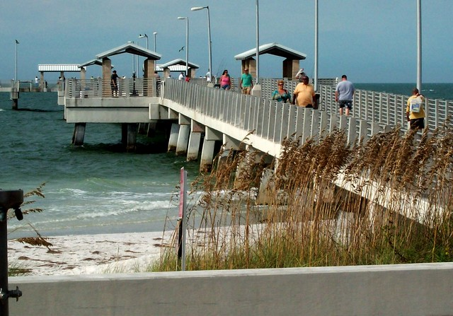 Ft desoto park short pier flickr photo sharing for Fort desoto fishing pier