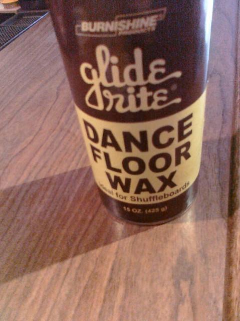 Glide Rite Dance Floor Wax Flickr Photo Sharing