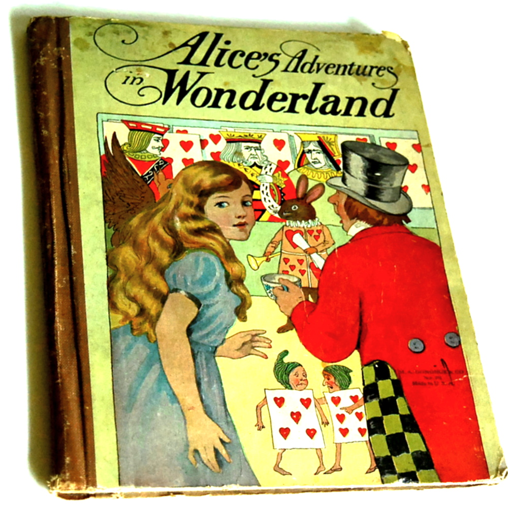 1920s Alice S Adventures In Wonderland Book A Photo On Flickriver