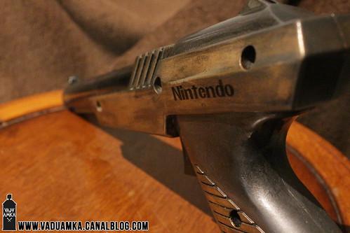 Zapper NES - relooking