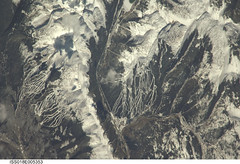 Breckenridge and Copper Mountain, Colorado (NASA, International Space Station Science, 10/24/08)