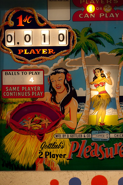 Pleasure Island Detail.