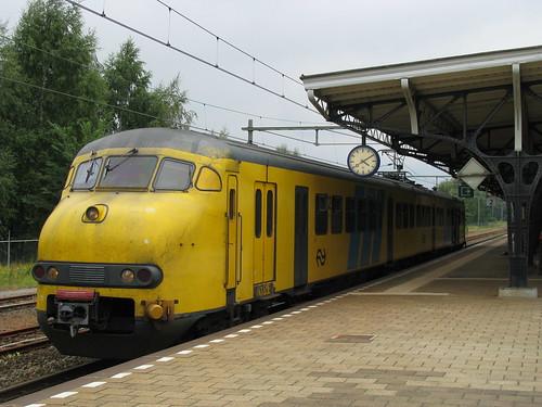 Trein Eindhoven-Geldrop