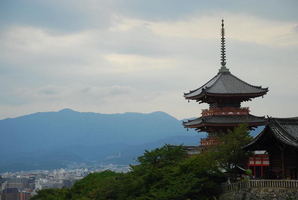 Kiyomizu-dera and around