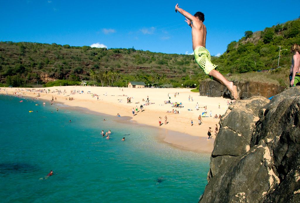Kevin flying