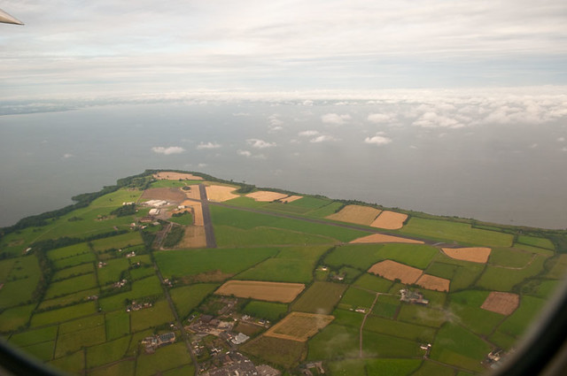 RAF Langford Lodge and Lough Neagh