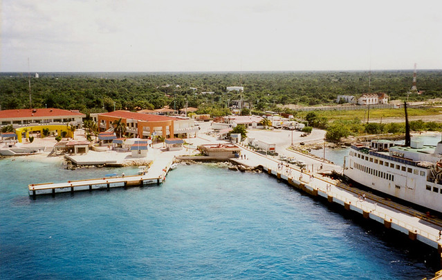 Cozumel International Pier Cozumel International Pier