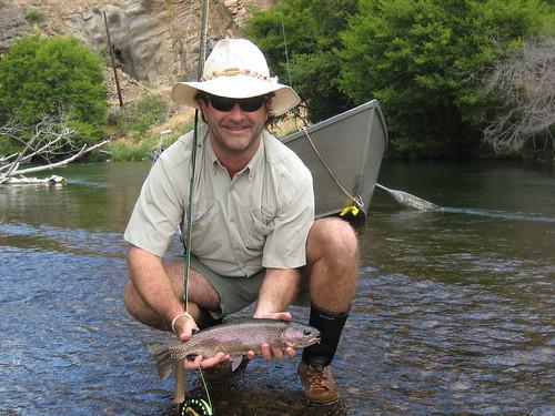 Mckenzie willamette and deschutes summer fishing report for Willamette river fishing report