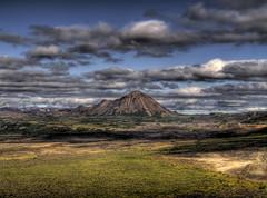 Krafla volcano