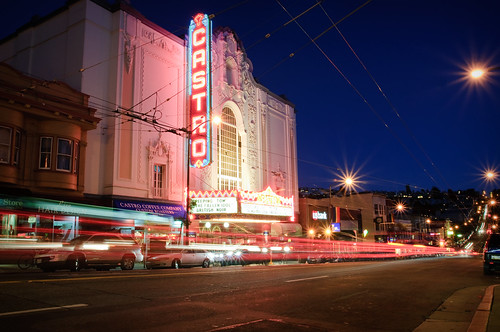 Castro Theater by kaoni701