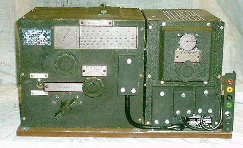 Military Radio 310rx | French 3-10 hf rx | Ben | Flickr