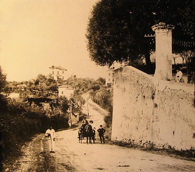 1895 2005 Via dell'Arco Oscuro
