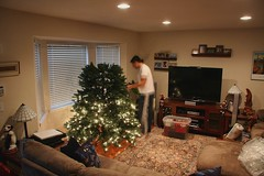Time Lapse: Christmas Tree 2009