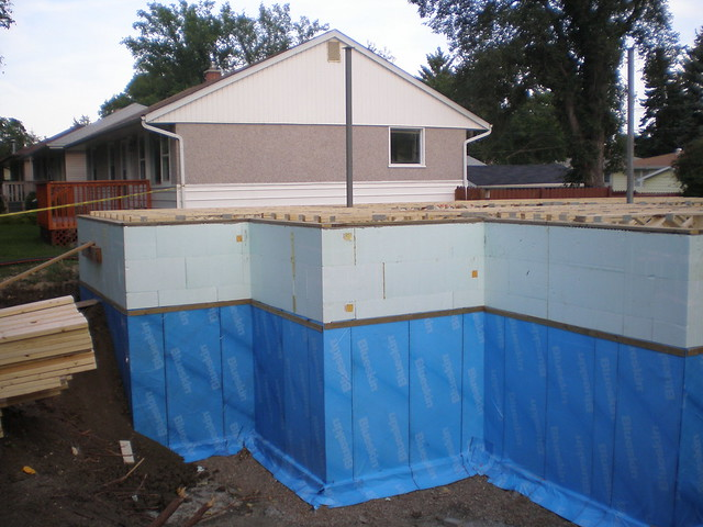 Icf basement for Icf homes pros and cons