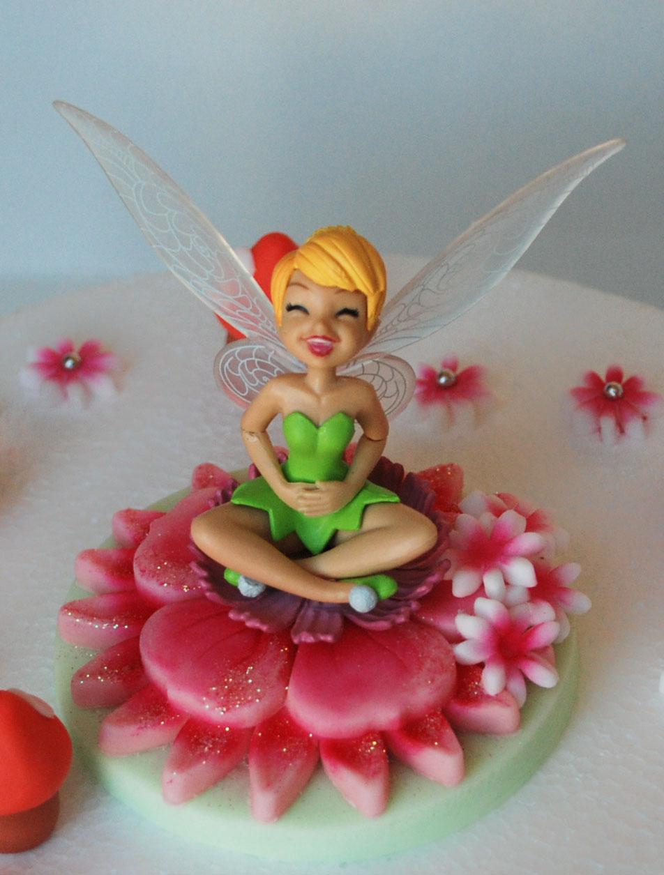 Tinkerbell Cake Topper Flickr Photo Sharing
