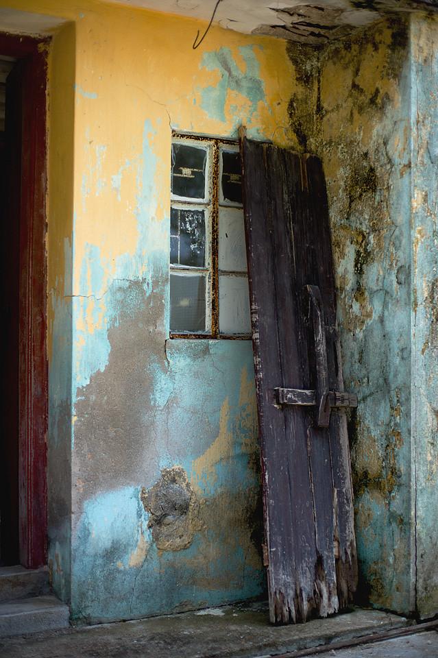 Door decay