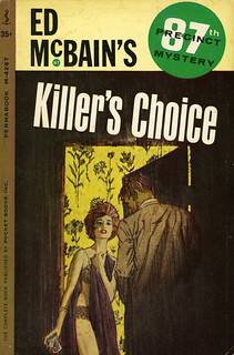 Perma Books M-4267 - Ed McBain - Killer's Choice