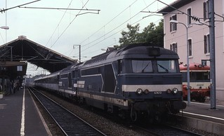 20.06.99 St-Germain-des-Fossés BB 67473 and BB 67402
