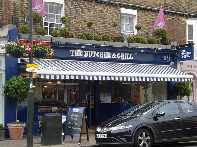Butcher Grill Wimbledon Village London Sw19 Flickr Photo Sharing
