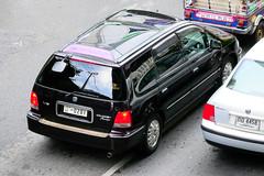 Australian Diplomatic Honda Odyessy in Bangkok