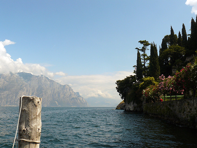 Malcesine, Lake Garda by Mike_fleming, on Flickr