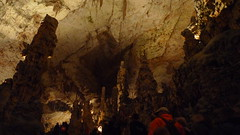 stalactite(0.0), speleothem(1.0), cave(1.0), caving(1.0), stalagmite(1.0),