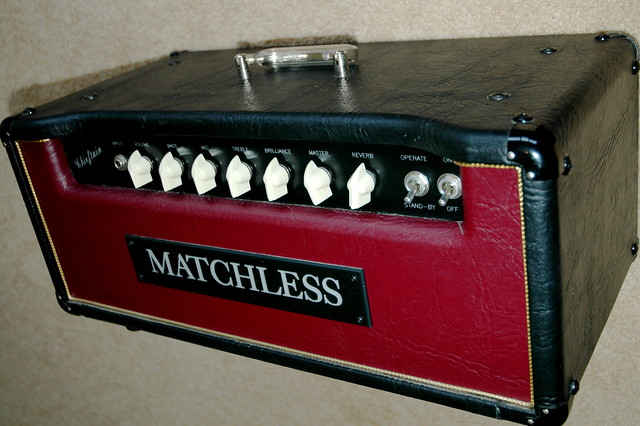 Photo:Matchless Amp By devilelephant