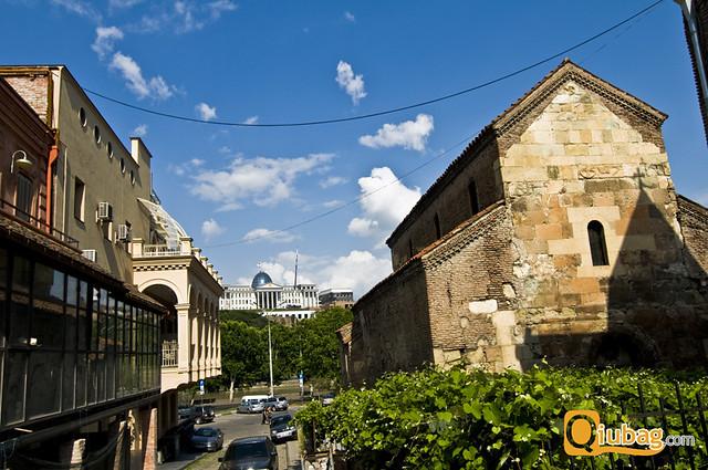 Tbilisi - miasto bogatych i biednych