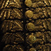 Buttons and gold oak leaf embroidery - French officer's uniform by Monceau