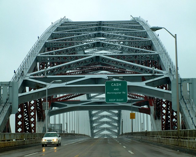 Bayonne Bridge Toll From Staten Island To Nj