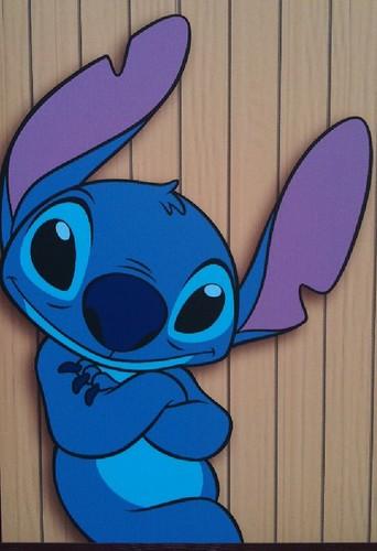 cute stitch wallpaper bing images