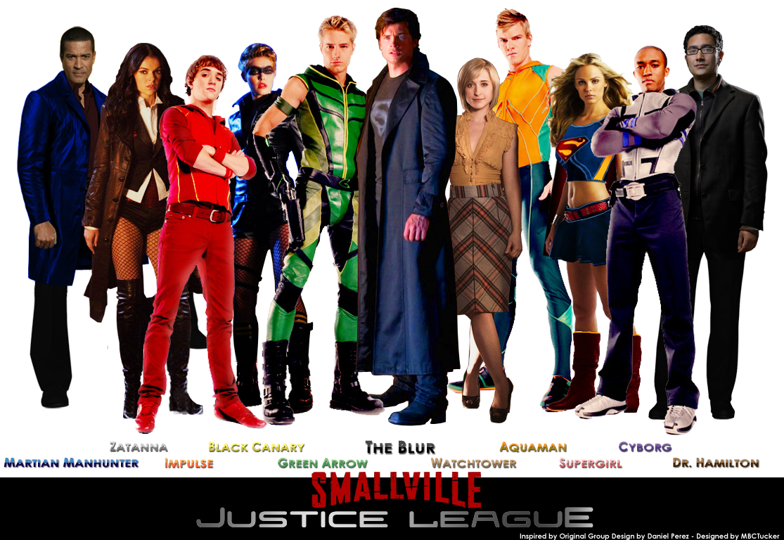 Smallville Justice League 3a - a photo on Flickriver