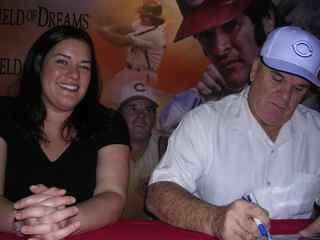 I meet pete rose in vegas