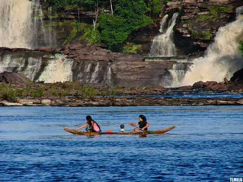 Baby on Board - Canaima - Venezuela