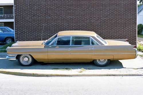 1964 cadillac sedan de ville 6 window a photo on flickriver