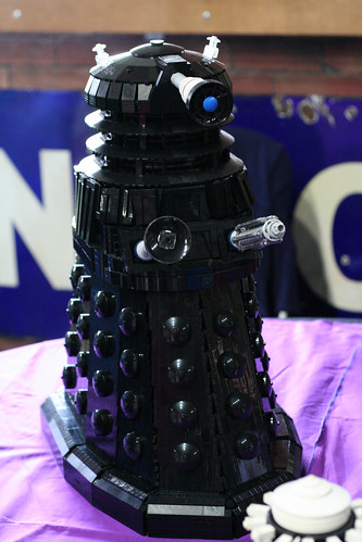 Large Lego Dalek